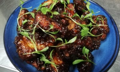 Killer Sticky Wings Asante Afrika