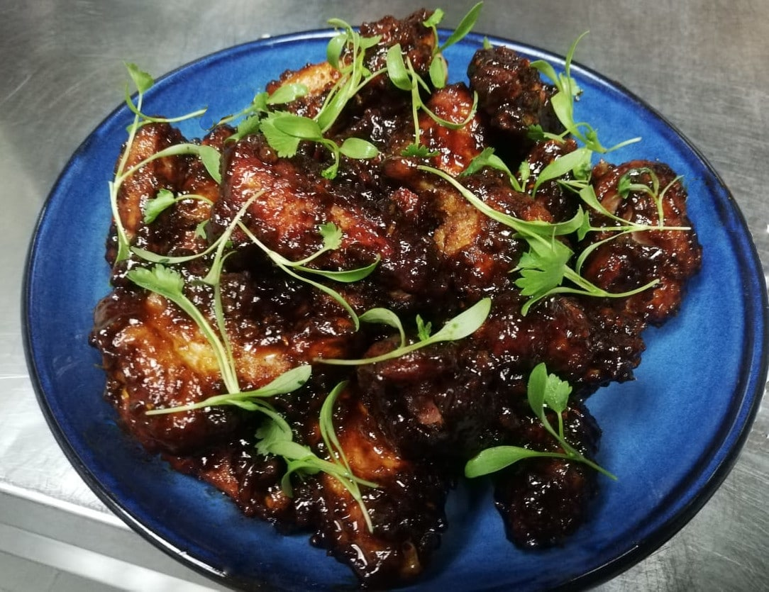 Killer Sticky Wings Asante Afrika Magazine
