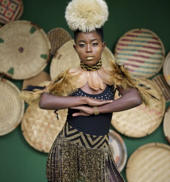 Beads on the Runway - Epica Jewellery by Sharon Wendo Asante Afrika