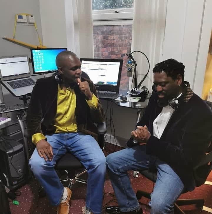 "Music and the Arts With U.K Based Radio Personality, ""The Air Marshall Commander"" - Phillip Sibanda Asante Afrika Magazine"