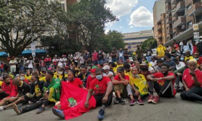 Wits Protest: Black Leaders and Progress Don't Go Hand In Hand Asante Afrika Magazine